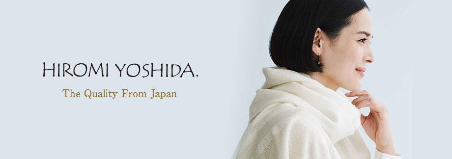 HIROMI YOSHIDA.