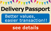 Delivery Passport