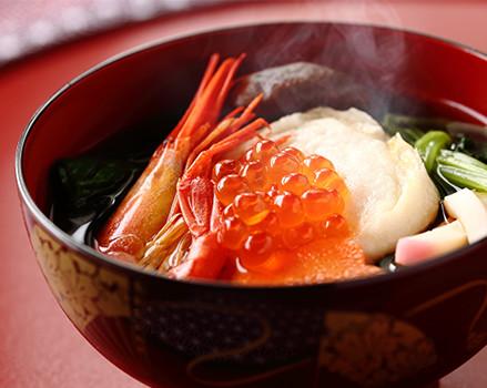 北海道海鮮雑煮