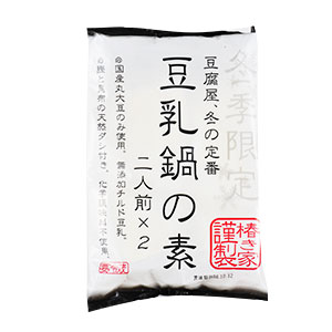 無化學調味料 豆乳火鍋湯底 4人份 440g (廣島縣製)