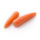 連芯都纖細甜蜜 甜芯紅蘿蔔 2-6條 400g (熊本縣産)