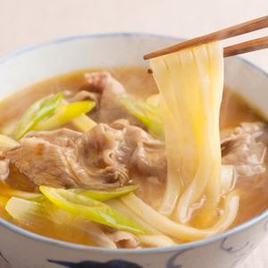 湯可以喝光 咖喱烏冬 (埼玉縣産)