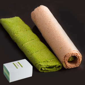 宇治丸久小山園 抹茶蛋卷・曲奇棒禮盒 3盒 (京都府製)