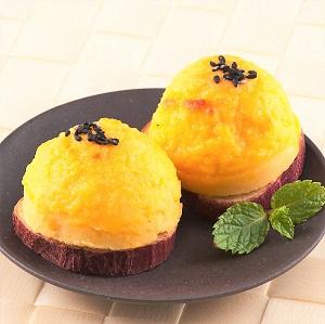 美食blogger推薦 鳴門金時甜番薯 2個 100g(徳島縣産)
