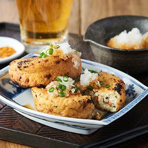 100%日本國產野菜  油炸豆腐波波 (東京都產)