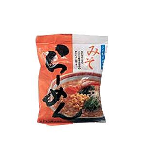 【無味精即食麵】湯喝掉也不口渴 味噌拉麺 (岐阜縣産)