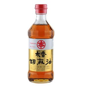 280年傳統 江戸前焙煎胡麻油 450g (愛知縣製)