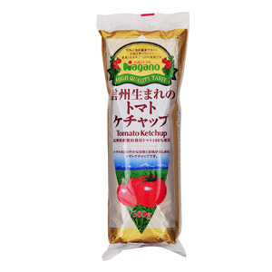 信州番茄製造 無著色料茄汁300g (長野縣産)