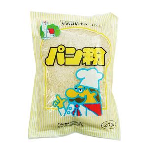 濃郁的小麥香味 麵包糠 200g (岐阜縣製)