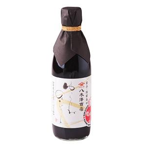 創業200年老舖 日本國産丸大豆醬油 360ml (秋田縣製)