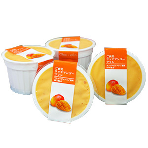 Mango Pudding 4packs