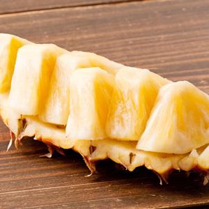 白桃香氣  沖繩小玉桃香菠蘿 500g(沖縄縣産)