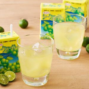 日本大人氣 沖繩特産青檸汁 200ml (千葉縣製)