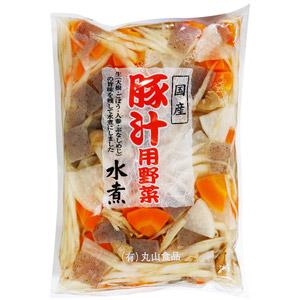 日本地道食材  豚汁的素材 300g(新潟縣産)