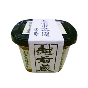 Gluten Free Echizen Miso 750g (Fukui)