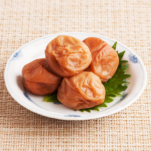 Umeboshi  Pickled Plum 100g (Wakayama)