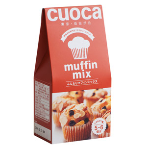 cuoca Mixed Powder for Muffins