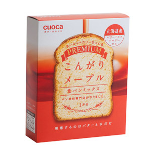 cuoca Mixed Powder for Maple Bread 253g
