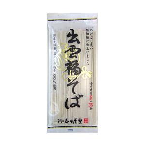 奥出雲極幼蕎麥麵 180g (島根縣製)