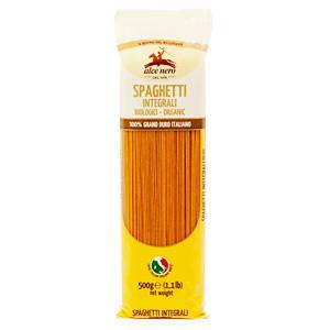 Alce Nero Spaghetti Integrali 有機全粒粉意大利幼麵 500g (意大利産)