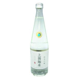 白瀧 上善如水 純米吟醸酒