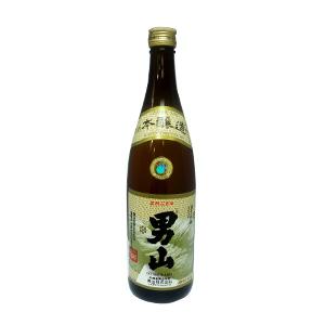 北海道知名酒造「男山」 生元特別本醸造 720ml (北海道産)