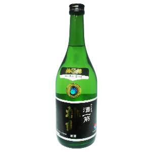 梅錦 純米吟醸酒 一筋(愛媛縣産)