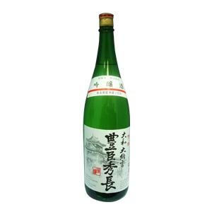 朝香 豊臣秀長 吟醸酒  1.8L