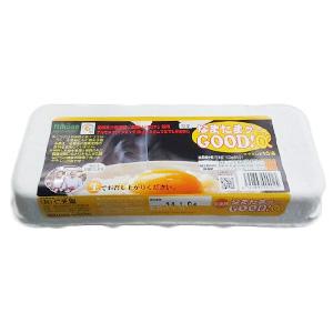 【可生食】維他命E多10倍 濃厚白雞蛋 10隻 (富山縣産)