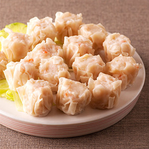 Steamed Dumpling with shrimp