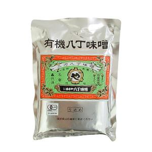 創業600年的老舖滋味 有機八丁味噌400g(愛知縣産)