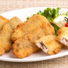 皮脆肉鮮嫩 香炸鰺魚條 125g (佐賀縣製)