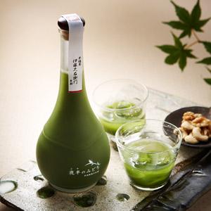 伊藤久右衛門 宇治抹茶×純米酒 500ml (京都府産)