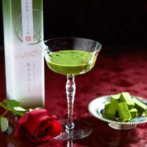 伊藤久右衛門 宇治抹茶×朱古力酒 500ml (京都府産)