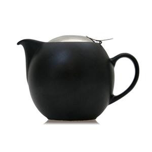 ZERO JAPAN 日本製茶壺 (黑)