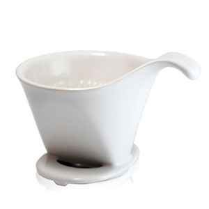 ZERO JAPAN 日本製陶製咖啡濾杯壺