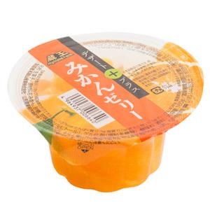 最佳飯後甜品 蜜柑啫喱 160g (山形縣製)