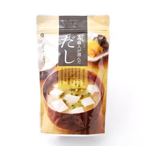 味噌職人名工嚴選 究極味噌湯出汁 20袋 160g (大分縣製)