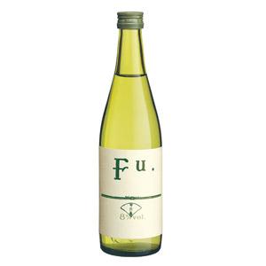 像水果般的酸甜香 富久錦低酒精純米酒Fu. 500ml (兵庫縣産)