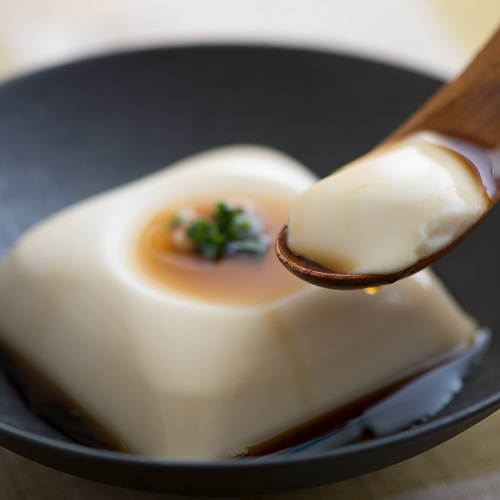 Tofu (with soy sauce)