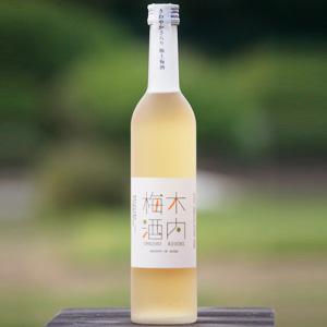 日本全國第一 木内梅酒 2瓶裝 (茨城縣製)
