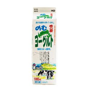 嚴選90%鮮牛乳 飲用乳酪 1000ml (三重縣産)