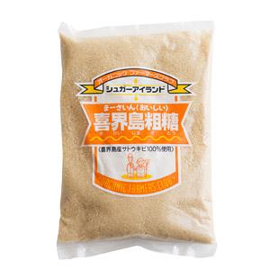 黄金色的優質粗糖  喜界島粗糖 700g (東京都産)