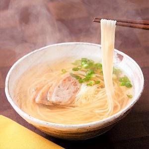 麵汁可作生薑湯 生薑麵 3包 120g (奈良縣製)