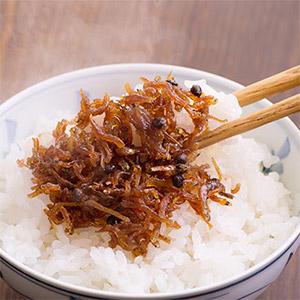 鮮捕即煮 黄金炊白飯魚 50g (兵庫縣産)