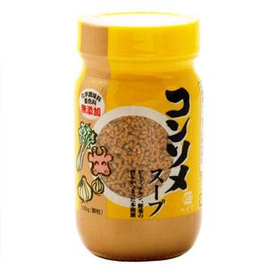 燉肉味濃郁 無添加粉狀清湯 120g (埼玉縣製)