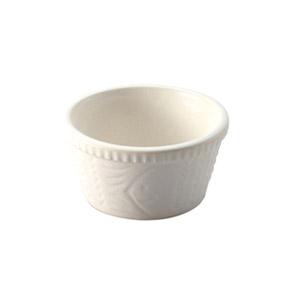 【Vita Craft CCL耐熱陶器系列】白色圓形陶瓷焗碗 M 180ml (三重縣製)
