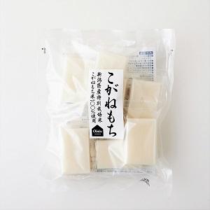 新潟特別栽培 黄金糯米年糕 350g (新潟縣製)