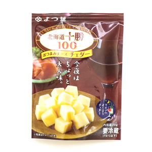 北海道十勝四葉車打芝士粒 30g (大阪府製)