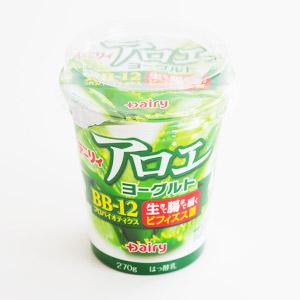 補充益生菌 粒粒蘆薈乳酪 270g (宮崎縣製)